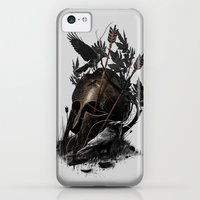 iPhone 5c Cases featuring Legends Fall by nicebleed
