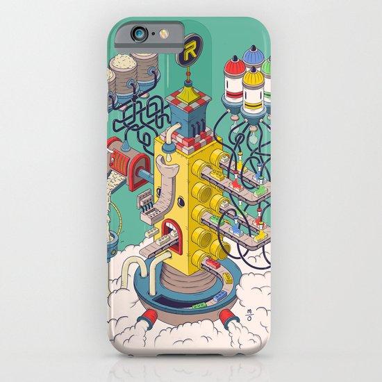 Rasti / Industria Argentina iPhone & iPod Case