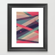 Shockwave Framed Art Print