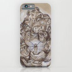 Protecting the Delicate Things Slim Case iPhone 6s