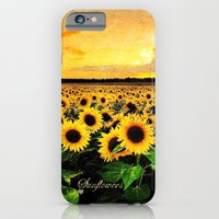 Sunflowers - For Iphone iPhone 6 Slim Case