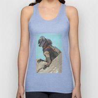 in transition... Unisex Tank Top