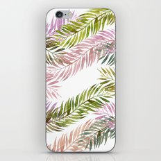 tropical florest iPhone & iPod Skin