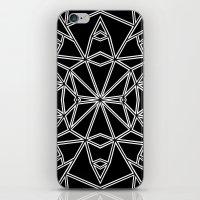 Ab Star iPhone & iPod Skin