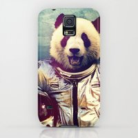 Galaxy S5 Cases featuring The Greatest Adventure by rubbishmonkey