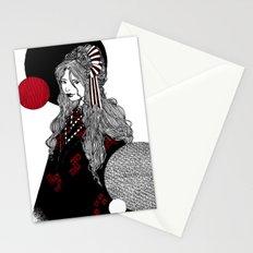 False Innocence Stationery Cards
