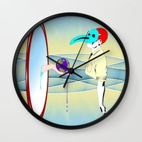 DRABDA Wall Clock