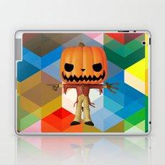 The Lord Disco Halloween Pumpkin | Scary | Fun | Kids Room Project Laptop & iPad Skin