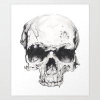 Skul Art Print