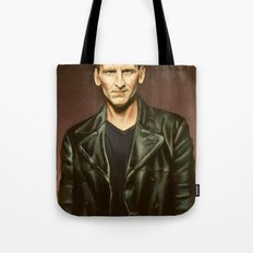 The Ninth Doctor Tote Bag