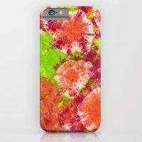 iPhone Cases featuring Mango Mushrooms by Vikki Salmela