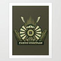 Avatar Nations Series - … Art Print