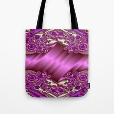Sheet Metal Decor Tote Bag