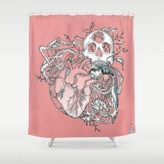 I N T I M E Shower Curtain