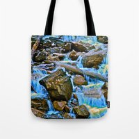 The Runoff Tote Bag