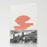 Goodnight London Stationery Cards