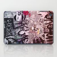 Writing's On The Wall iPad Case