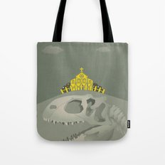 Rex, the King of Dinosaur Tote Bag