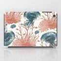 Aquatic Pattern iPad Case