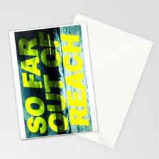 SO FAR OUT OF REACH (Psalm 143) Stationery Cards