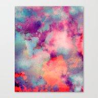 Untitled 20110625p (Clou… Canvas Print