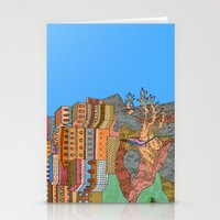 Cliff City Wizards Stationery Cards