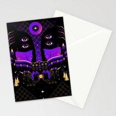 L U N A Stationery Cards