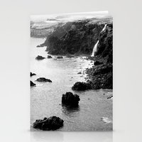 Azores Coastal Landscape Stationery Cards