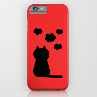 iPhone & iPod Case featuring SILENCE IN THE PARK by Alberto Corradi