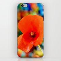 blush with pleasure iPhone & iPod Skin
