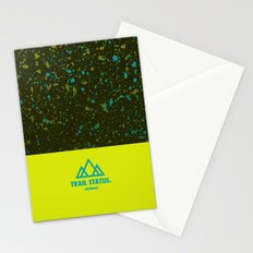 Trail Status / Green Stationery Cards