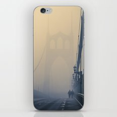 Gothic Fog iPhone & iPod Skin
