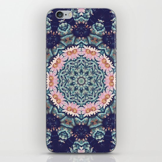 Shaping Realities (Mandala) iPhone & iPod Skin