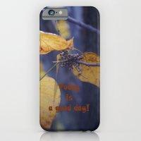 Breathing.... iPhone 6 Slim Case