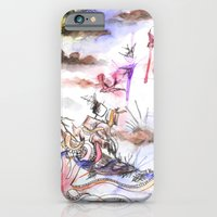 iPhone & iPod Case featuring Ship Wrecked by Serena Harker