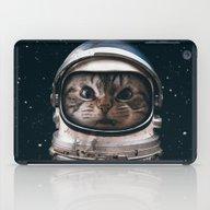 Space Catet iPad Case