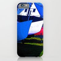 iPhone & iPod Case featuring Water Blade by Davey Charles