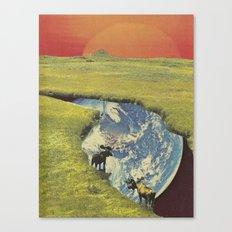 Los Alces Canvas Print