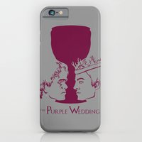 iPhone & iPod Case featuring The Purple Wedding by Bendragon
