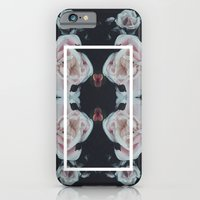 iPhone & iPod Case featuring Vintage Flowers 2.0 by C O R N E L L