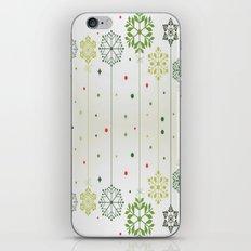 Holidays Deco iPhone & iPod Skin