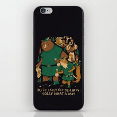 oo-de-lally iPhone & iPod Skin
