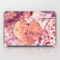 You've Got My Heart On A String iPad Case