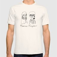 Moonrise Kingdom Mens Fitted Tee Natural SMALL