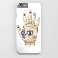 iPhone & iPod Case featuring Texas Palmistry by Trisha Thompson Adams