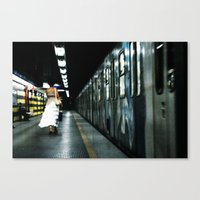For The Love Of Rome Canvas Print