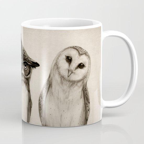 The Owl's 3 Mug