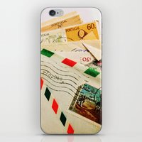 All The Letters That I Wrote To You iPhone & iPod Skin