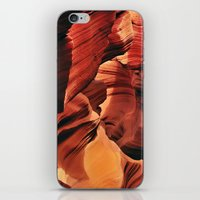 Curves. Low Antelope Can… iPhone & iPod Skin
