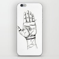 I See iPhone & iPod Skin